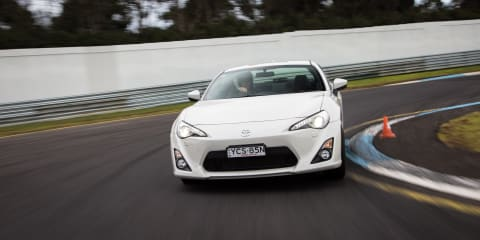 2015 Toyota 86 Review:: Sandown Raceway weekender