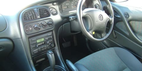 1998 HOLDEN COMMODORE ACCLAIM