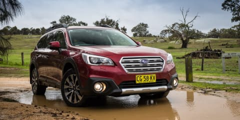 2016 Subaru Outback 2.0D Premium Review