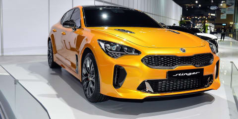 Kia Stinger GT 0-100km/h time confirmed