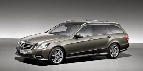 Mercedes-Benz E-Class Estate due in November