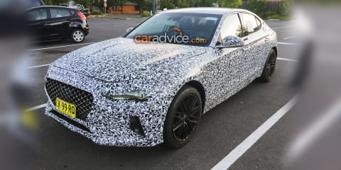 Genesis G70 quicker than Kia Stinger, Hyundai says
