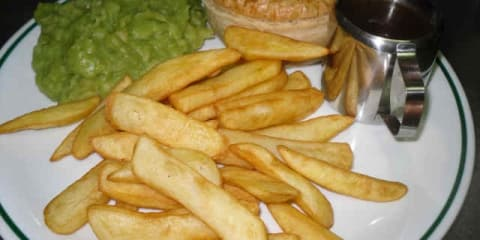 Pies and chips used to make biodiesel in Britain