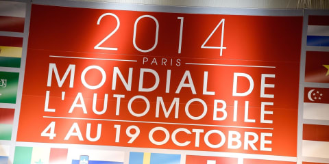 Best cars of the 2014 Paris motor show