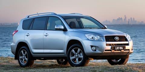 Toyota RAV4 Altitude: special edition sweetens SUV