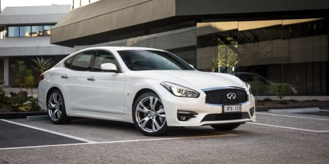 2012-15 Infiniti Q70 / M recalled for propeller shaft fault