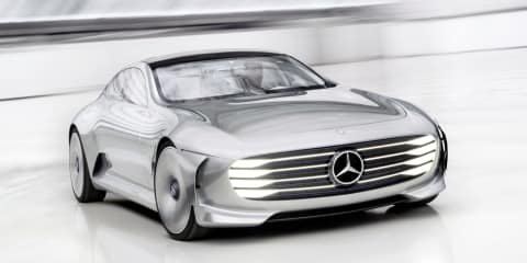 Mercedes-Benz model expansion to continue, including new electric cars from 2018
