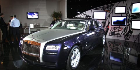 Rolls-Royce Australia's new price list