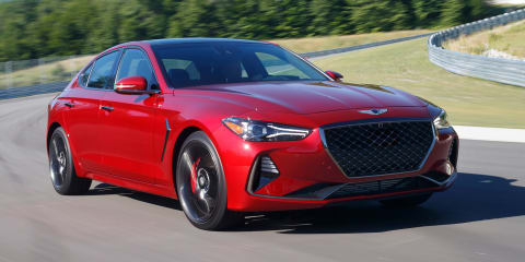 Genesis G70 may gain a high-performance variant
