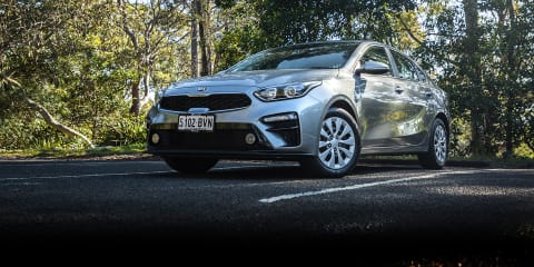 2018 Kia Cerato S automatic review