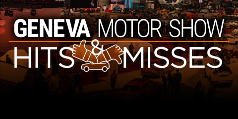 2016 Geneva motor show: Hits and misses