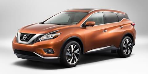 2015 Nissan Murano revealed