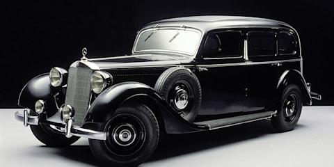 1936 Mercedes-Benz 260 D