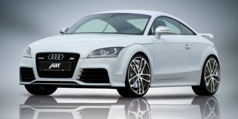 Audi TT-RS by ABT Sportsline