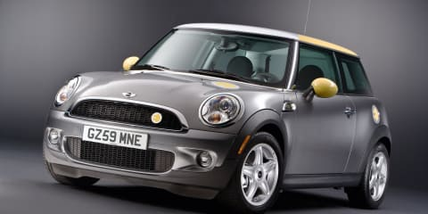 UK electric vehicle trial begins