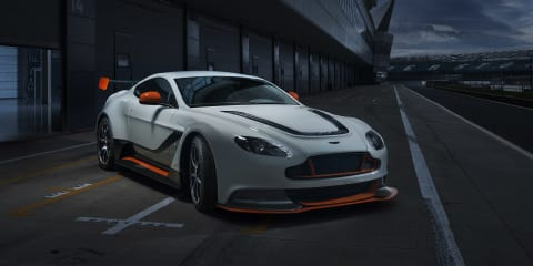 Aston Martin Vantage GT3 special edition will be brand's most extreme road car yet