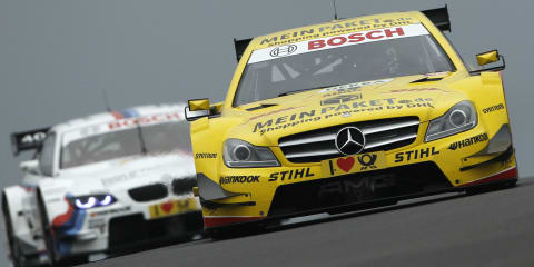 Mercedes-Benz hopes for DTM-style Asia-Pacific race series
