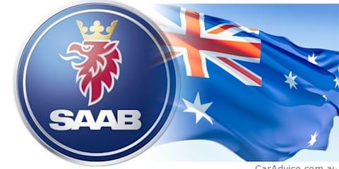 Saab's Australian future secured