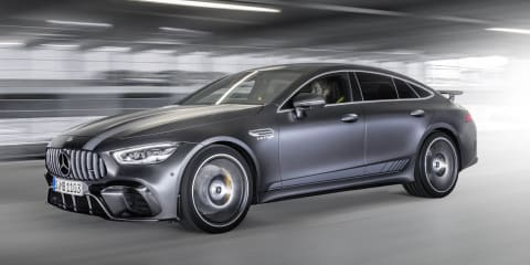 Mercedes-AMG GT 63 S Edition 1: Hottest AMG 4-Door Coupe unveiled