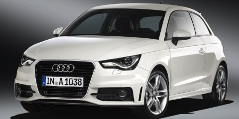 2011 Audi A1 1.4 TFSI twin-charge for the UK