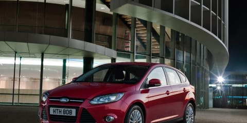 2012 Ford Focus UK pricing, specifications announced
