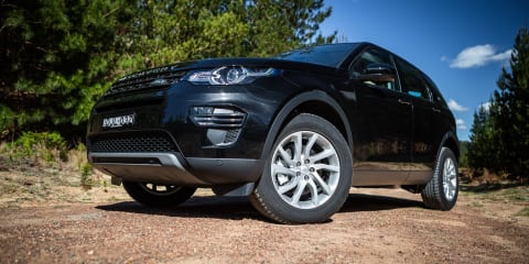 2017 Land Rover Discovery Sport Td4 150 SE review