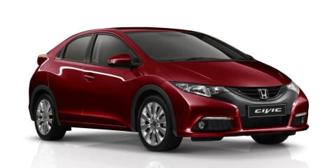 Honda Civic Hatch Diesel confirmed for April launch