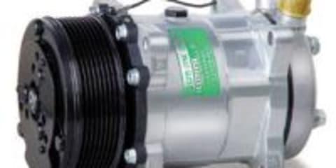 Car Airconditioning Compressor