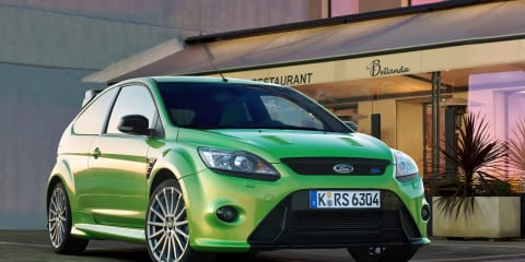 Ford Focus RS Road Car Technology used in Racing