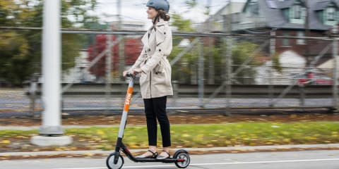 Ford acquires electric scooter sharing service
