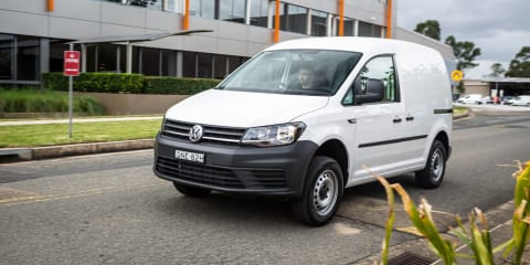 2019 Volkswagen Caddy recalled