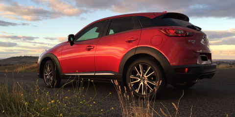 2015 Mazda CX-3 Akari (AWD) Review