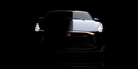 Nissan GT-R50 by Italdesign teased