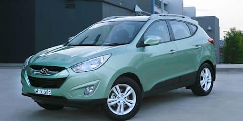2012 HYUNDAI iX35 ELITE (AWD)