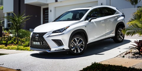 Lexus Nx300h Review Specification Price Caradvice