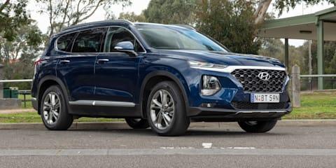 2018 Hyundai Santa Fe v Kia Sorento v Mazda CX-8 v Peugeot 5008 v Skoda Kodiaq v Volkswagen Tiguan Allspace