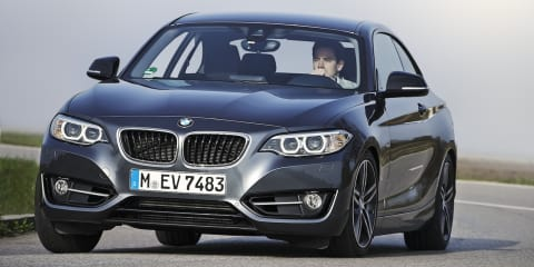BMW 228i Coupe here in September from $64,400