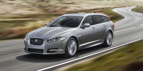 Jaguar XF Sportbrake plans canned for Australia again