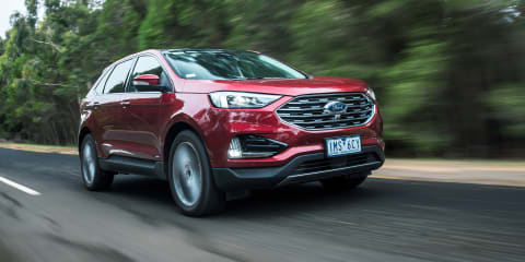 Ford Australia on Endura: Why we didn't name it 'Territory'