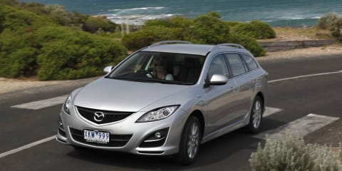 Mazda6 upgrade on sale in Australia