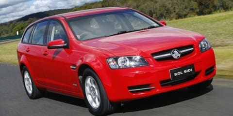 Holden sales up 24 per cent in February