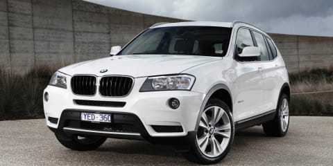 BMW X3 xDrive20i on sale in Australia