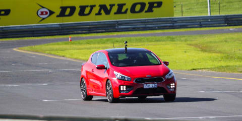2015 Kia Pro_cee'd GT Review:: Sandown Raceway weekender
