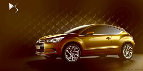 Citroen DS High Rider unveiled at Geneva Motor Show