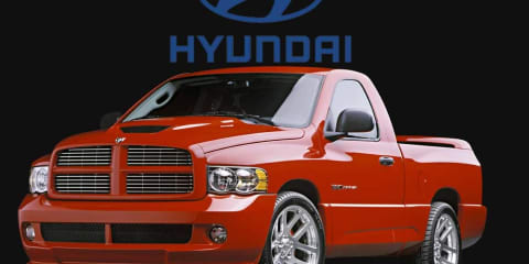 Hyundai seeks pickup venture with Chrysler
