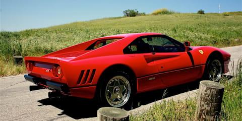 Ferrari 288 GTO 25th anniversary