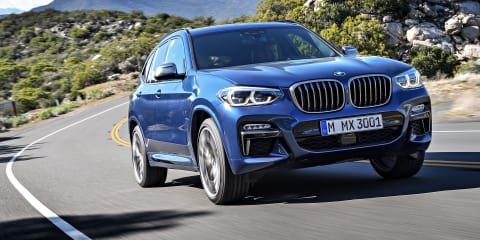 2018 BMW X3: Aussie-influenced SUV here in November