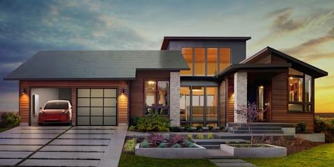Tesla Solar Roof mimics traditional tiles, Powerwall 2 boosts capacity
