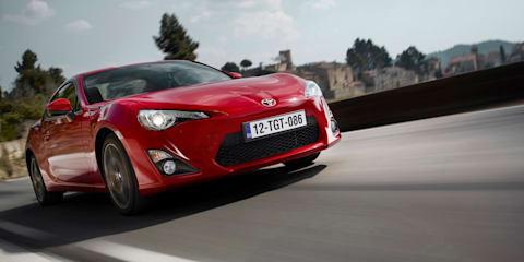 2015 Toyota 86 gains suspension, aero, interior upgrades