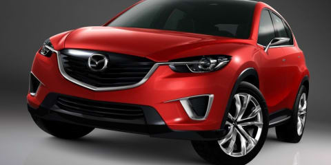 Mazda Minagi concept uses KODO design language